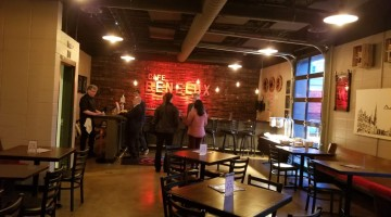 Feb 2019 Social at Straight to Ale