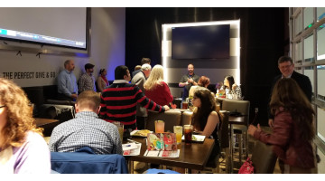 Dave and Buster's Feb 2020 Social